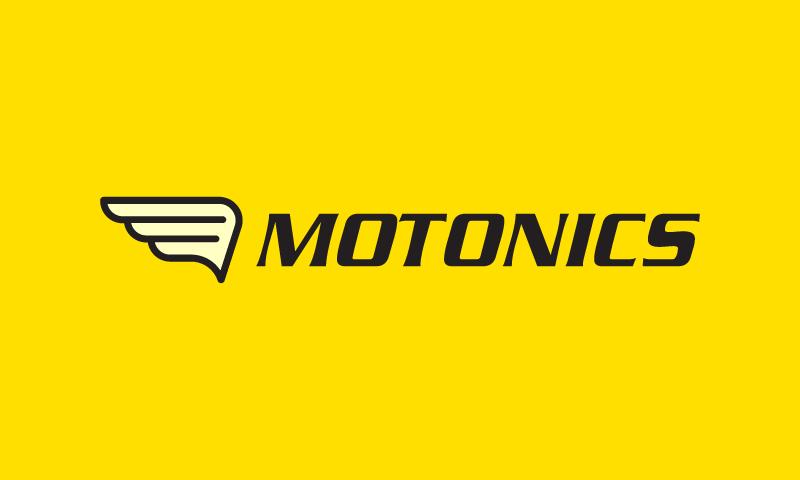 Motonics - Technology product name for sale