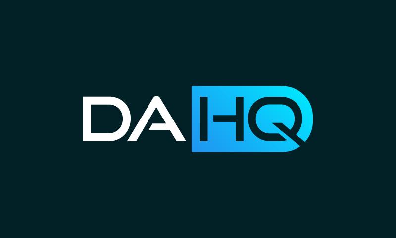 DAHQ logo