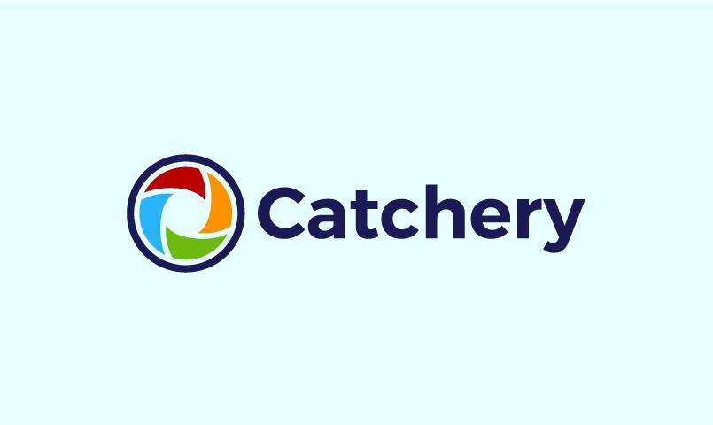Catchery - Media company name for sale