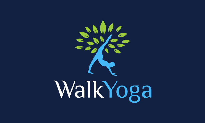 Walkyoga - Exercise brand name for sale