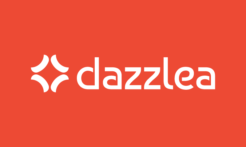 Dazzlea - E-commerce domain name for sale