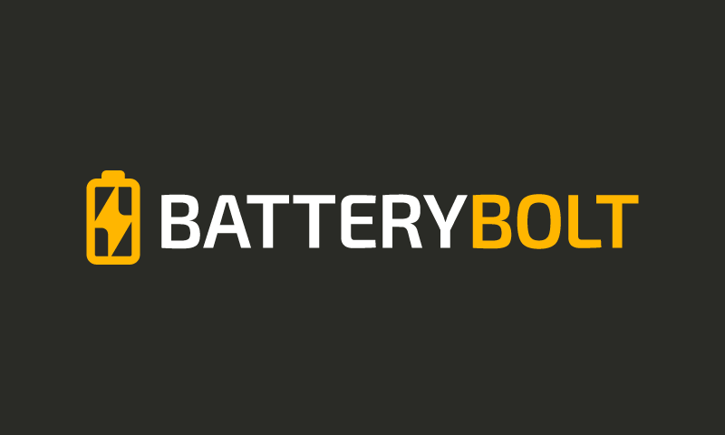 Batterybolt - Electronics business name for sale