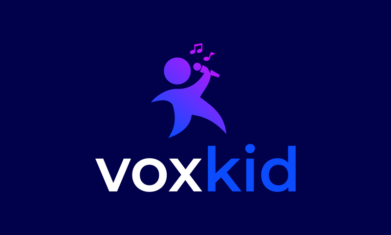 Voxkid - Potential company name for sale