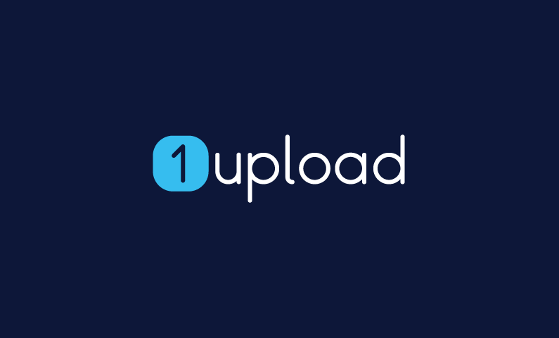 1upload logo