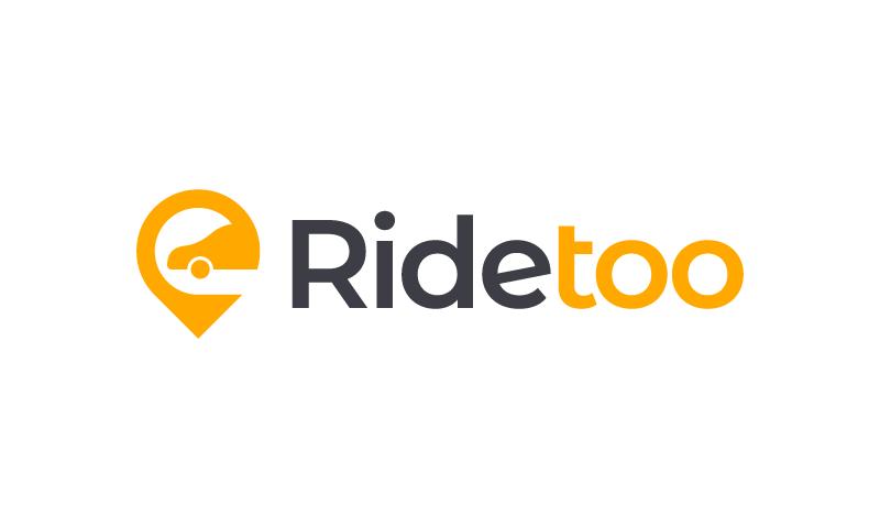Ridetoo - Playful brand name for sale
