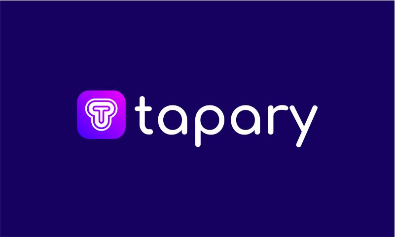 tapary logo