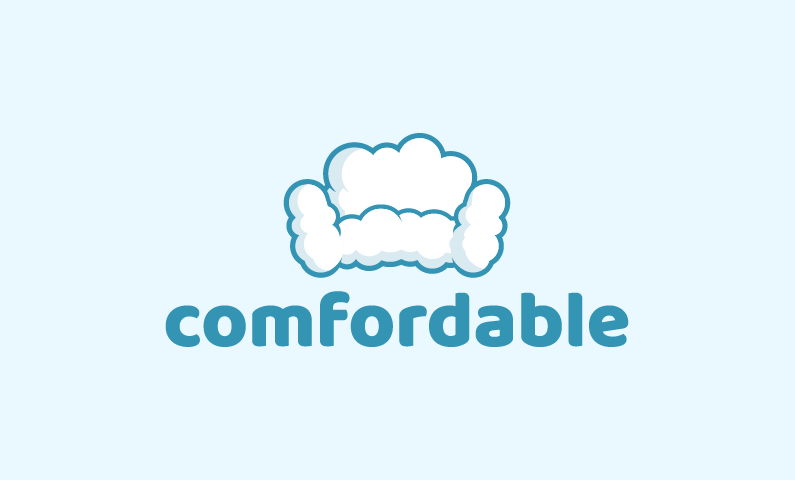 Comfordable - Interior design company name for sale