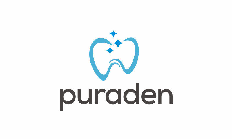 Puraden - Invented company name for sale