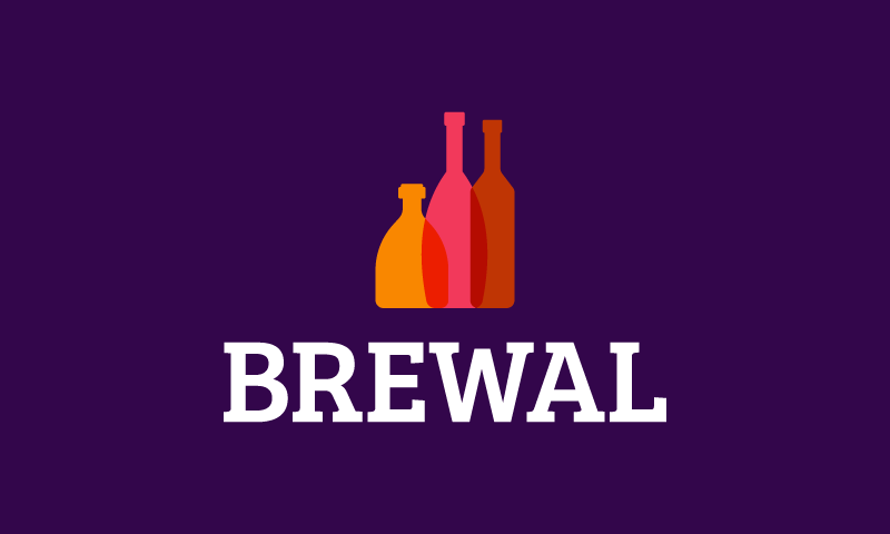 Brewal - Drinks brand name for sale