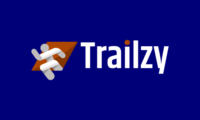 Trailzy - Fitness brand name for sale