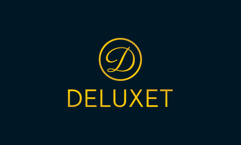 Deluxet - E-commerce business name for sale