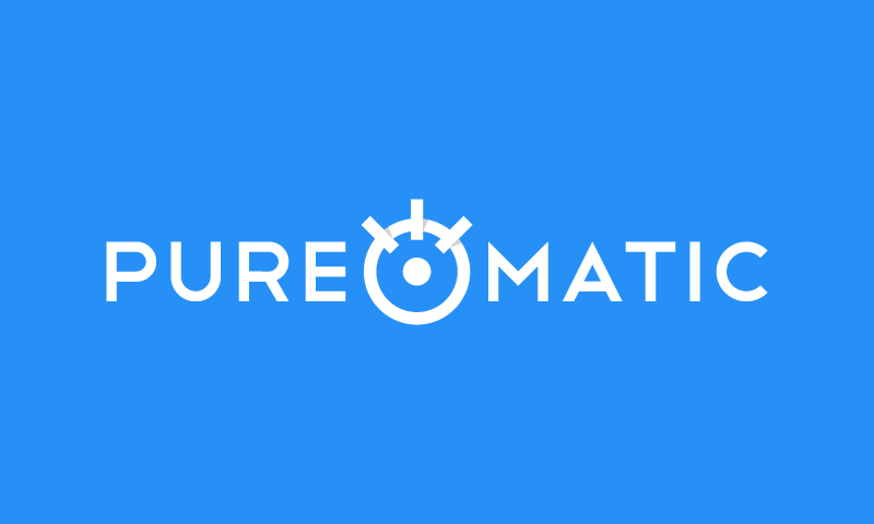 Pureomatic - Potential startup name for sale
