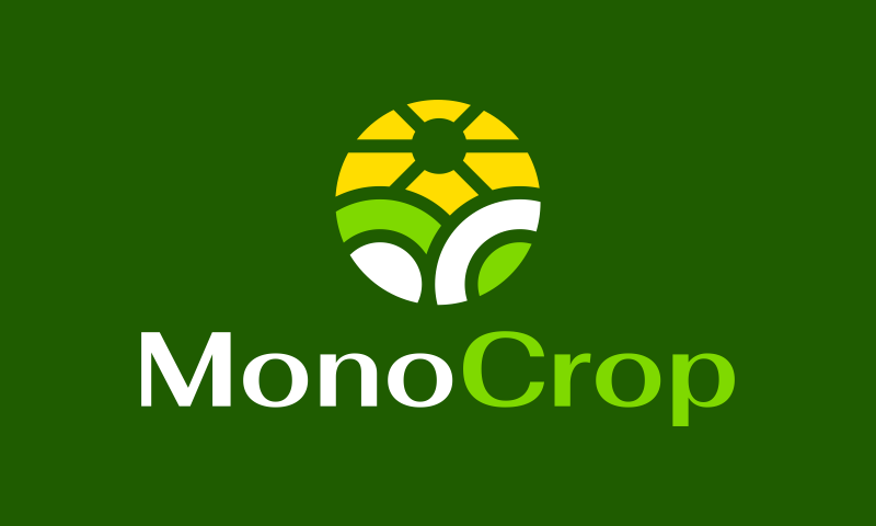 Monocrop - Farming product name for sale