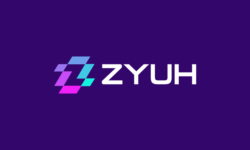 Zyuh - Music startup name for sale