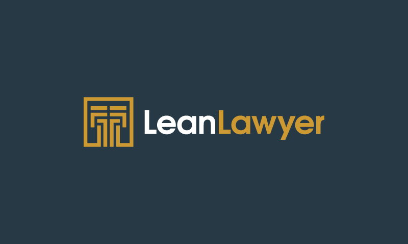 Leanlawyer - Legal domain name for sale