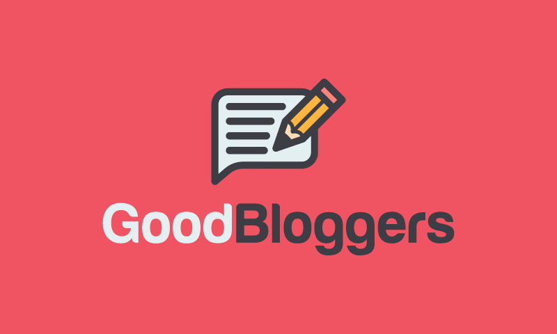 Goodbloggers - Marketing domain name for sale