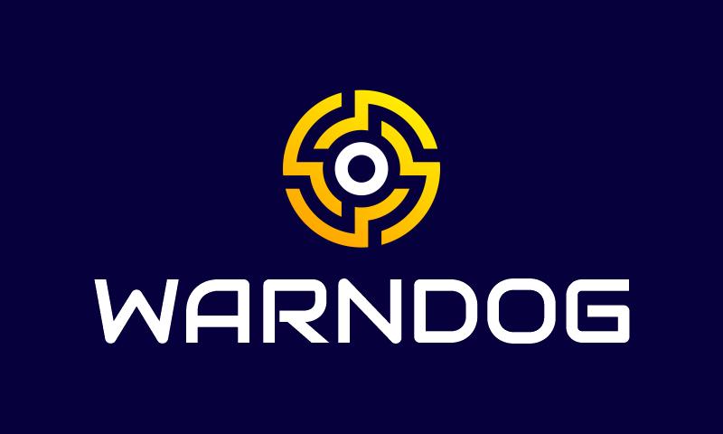 Warndog - Marketing company name for sale