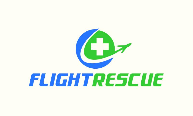 Flightrescue - Aerospace company name for sale