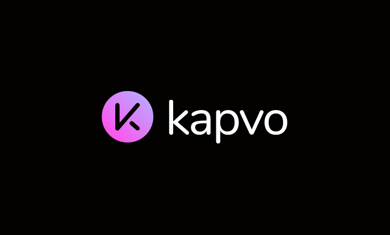Kapvo - Modern domain name