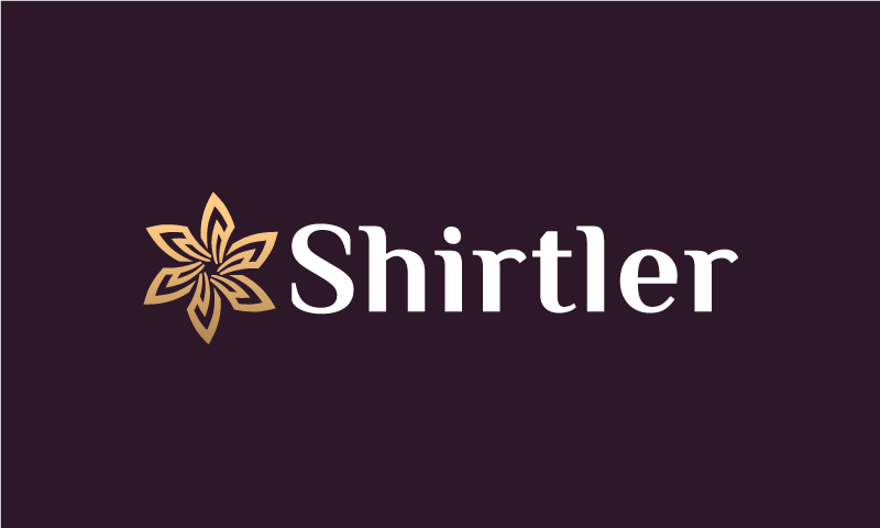 Shirtler - Clothing company name for sale