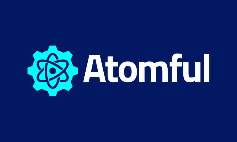 Atomful - Technology product name for sale