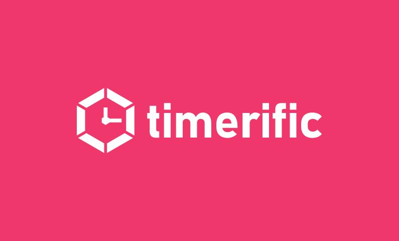 Timerific logo