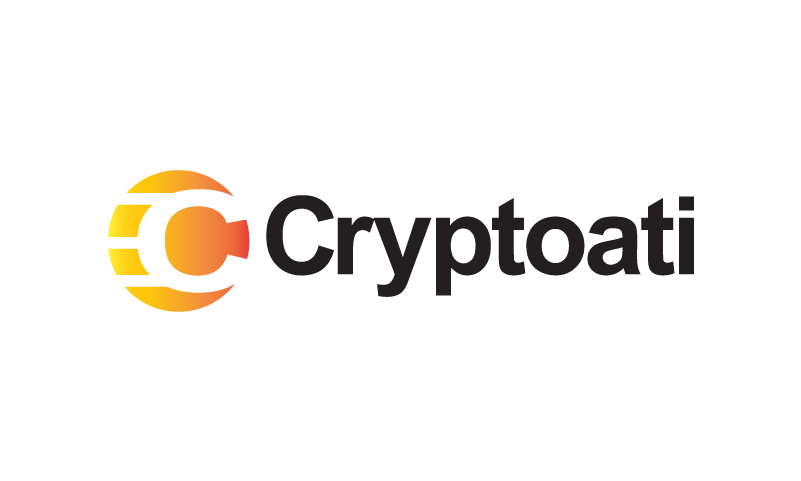 Cryptoati - Cryptocurrency startup name for sale