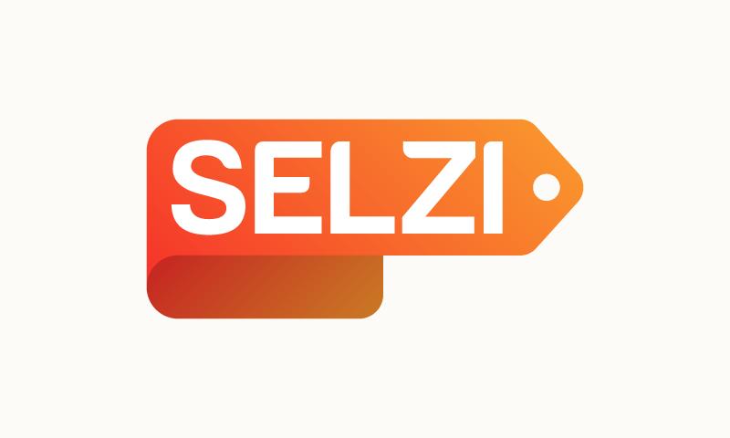 Selzi - E-commerce startup name for sale