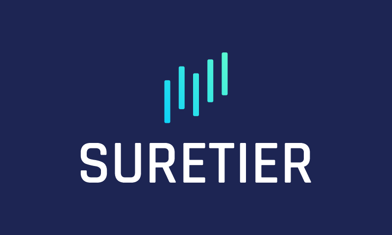 Suretier - Insurance company name for sale