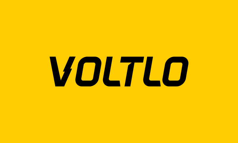 Voltlo - Green industry company name for sale
