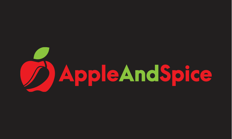 Appleandspice - Retail company name for sale