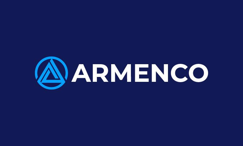 Armenco - Technology company name for sale