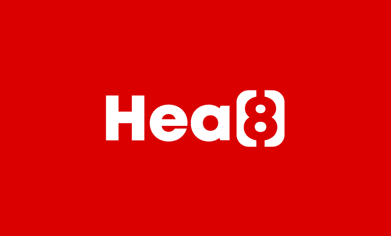 Hea8 - Dating startup name for sale