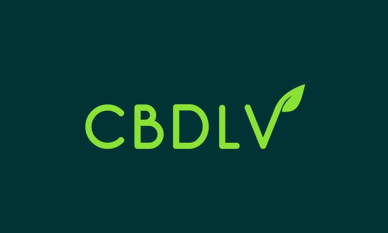 Cbdlv - Dispensary company name for sale