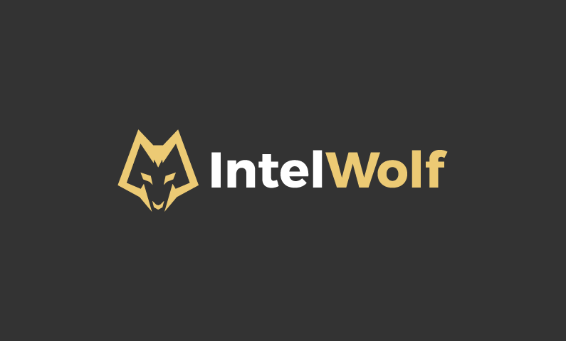 Intelwolf - Analytics product name for sale