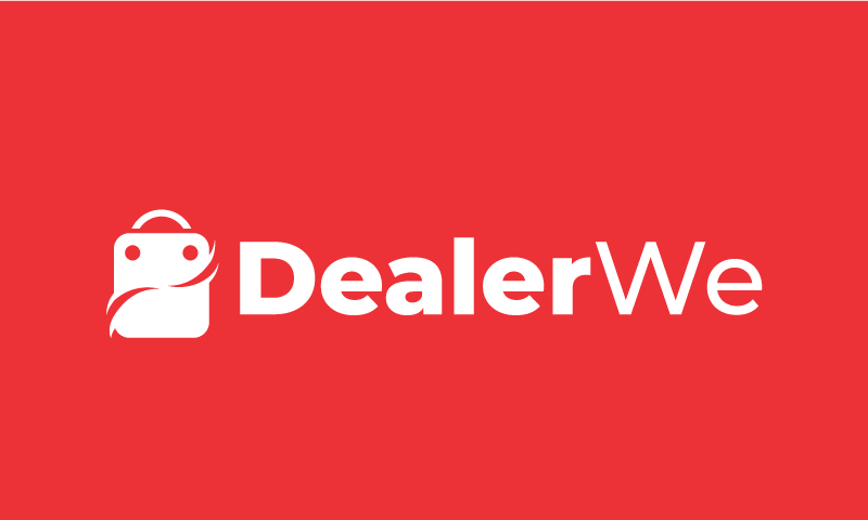Dealerwe - Technology brand name for sale