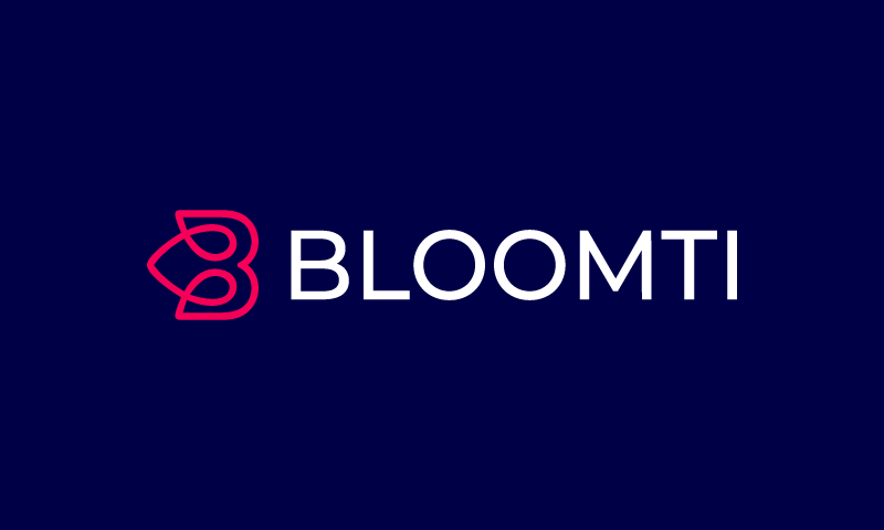 Bloomti - Technology brand name for sale