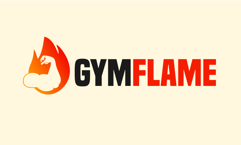 Gymflame - Fitness product name for sale