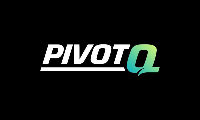 Pivotq - Technology company name for sale