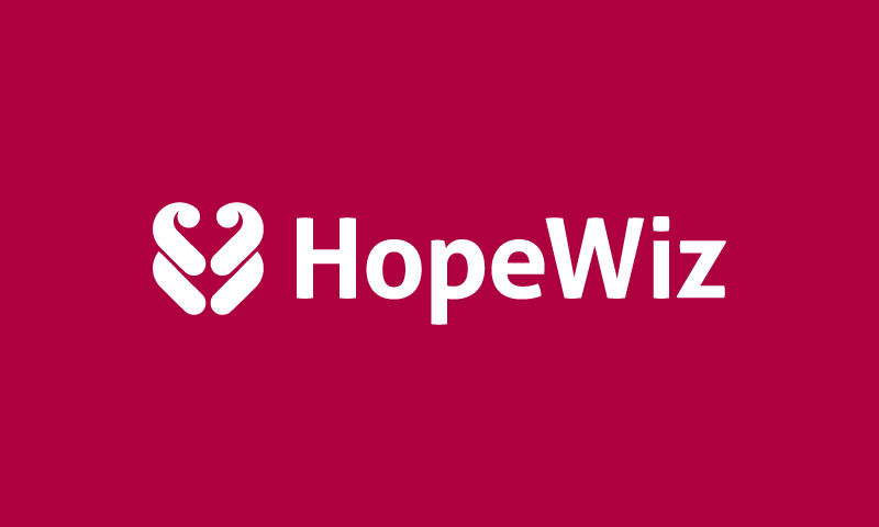 Hopewiz - Social company name for sale