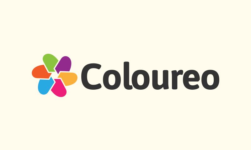 Coloureo - Design brand name for sale