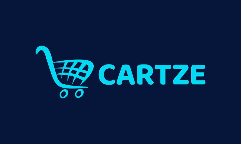 Cartze - E-commerce brand name for sale