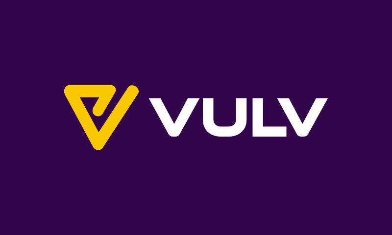 Vulv - Marketing startup name for sale