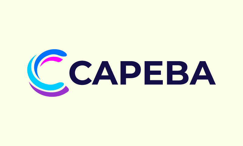 Capeba - E-commerce company name for sale