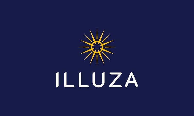 Illuza - Training domain name for sale