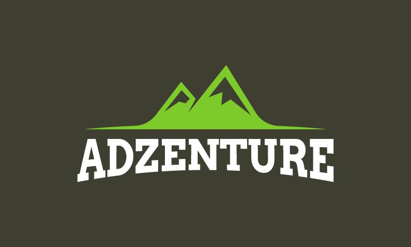 Adzenture - Advertising brand name for sale