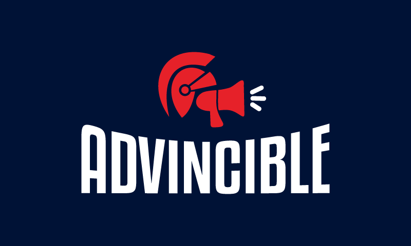 Advincible - Advertising brand name for sale