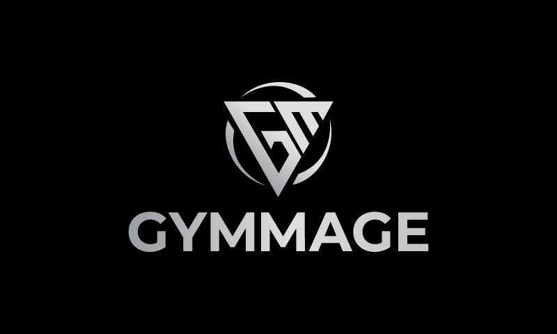 Gymmage - Fitness startup name for sale