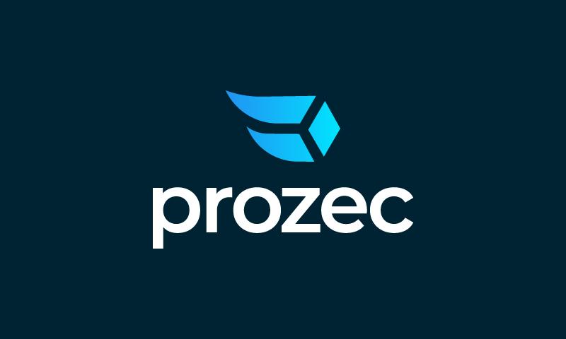Prozec - Accountancy domain name for sale