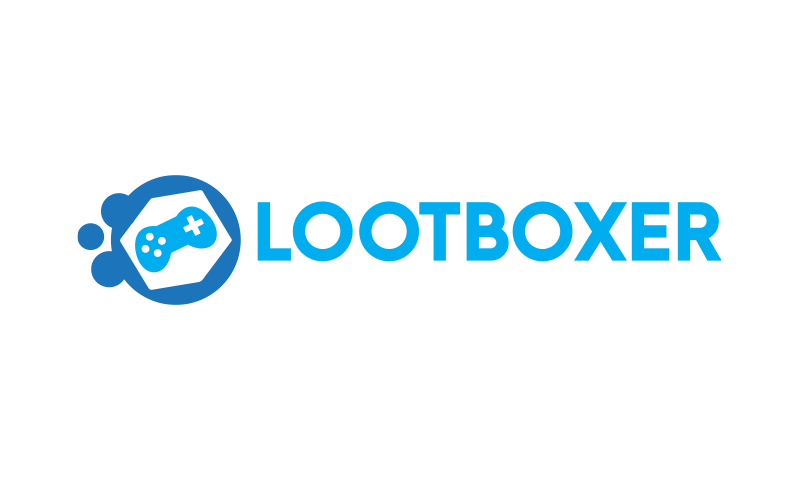 Lootboxer - Online games business name for sale